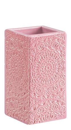 Cult Design - Tandborstmugg (melerad rosa)