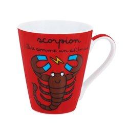 Derrière la porte - Mugg Skorpion