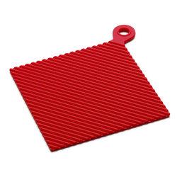KG Design - Grytlapp (Röd)