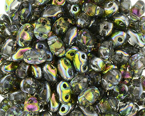Miniduo® Crystal Vitrail, 00030/28101. 10 gram per påse.
