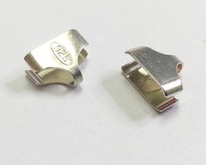 Ändhylsor 10 mm. 2 st.