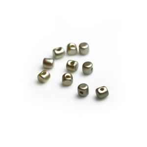 Minos® par Puca®, 2,5*3 mm. Pastel Light Brown Coco, 02010/25005. 5 gram.