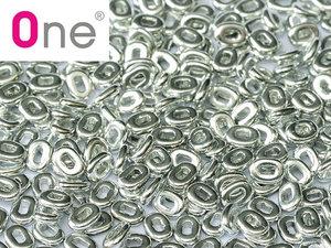 One® Bead i färgen Crystal Labrador Full, 00030/27000, 1,5 x 5 mm. 5 gram.