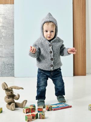Barntröja med Luva - Alice by Permin