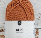 Alpe - Ginger Brown