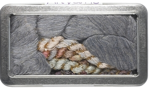Shawl for all seasons kit - Minerals