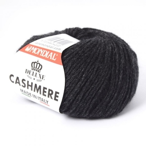 Cashmere - Mörkgrå