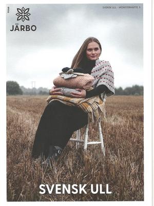 Svensk Ull - Järbo mönsterhäfte  5