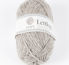 Léttlopi Light beige heather