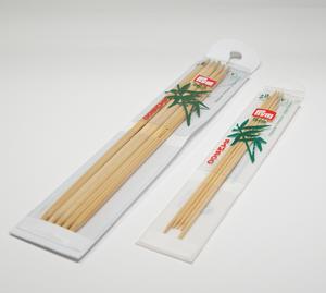 strumpstickor bambu