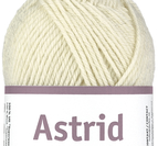 Astrid - Natural white