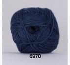 Bamboo Wool - Blå 6970