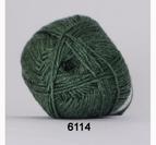 Bamboo Wool - Grön 6114