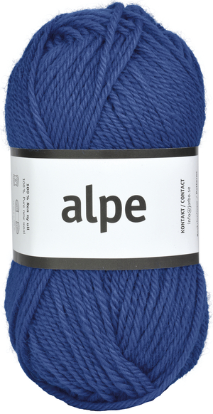 Alpe - Brilliant Blue