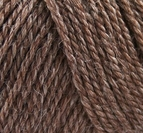 No. 4 Organic Wool + Nettles Brun