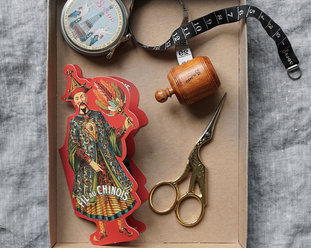 Luxury embroidery tools kit
