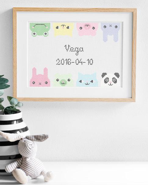 Kreativa Karins djurvänner