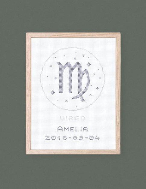 Jungfrun  - Zodiac signs