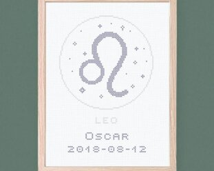 Lejonet  - Zodiac signs