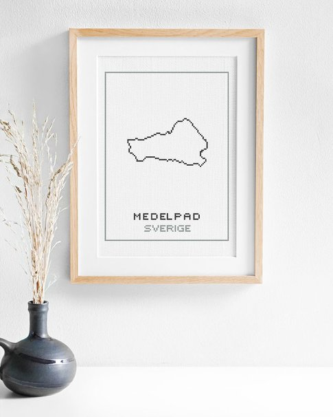 Medelpad (Digital embroidery pattern)