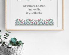 All you need is Netflix