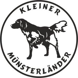 Grupp 7 - FCI nr. 102 / Kleiner Münsterländer (Dekal med text)