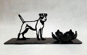 Grupp 3 - FCI  nr. 339 / Parson Russell Terrier (Ljus)
