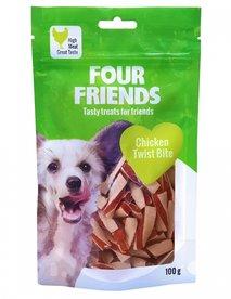 FF Dog Chicken Twist