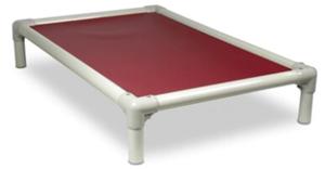 Kuranda säng PVC-Vit  / Large
