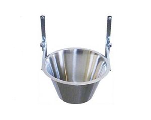 LEXI rostfri skål 4 L
