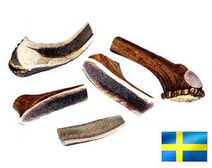 Horntugg/tugghorn, kluvet horn
