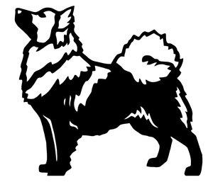 Grupp 5 - FCI nr. 289 / Isländsk Fårhund (Dekal)