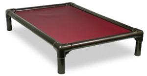 Bunk Bed PVC-Brun  / Small