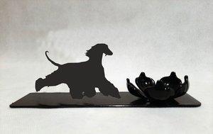 Grupp 10 - FCI nr. 228 / Afghanhund Run (Ljus)