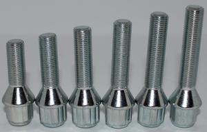 Låsbult M12x1.25 Kona 25-55MM