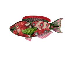 Dekoration fisk 'Abracadabra'