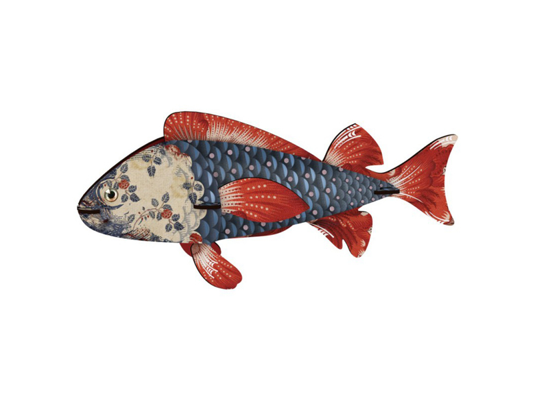Dekoration fisk 'Heartbreaker'