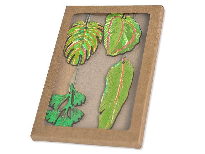 Hängen 'Löv' trä