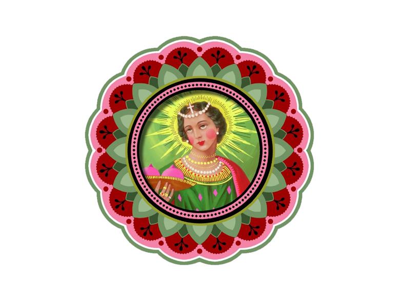 Ikon 'Sankta Agata'