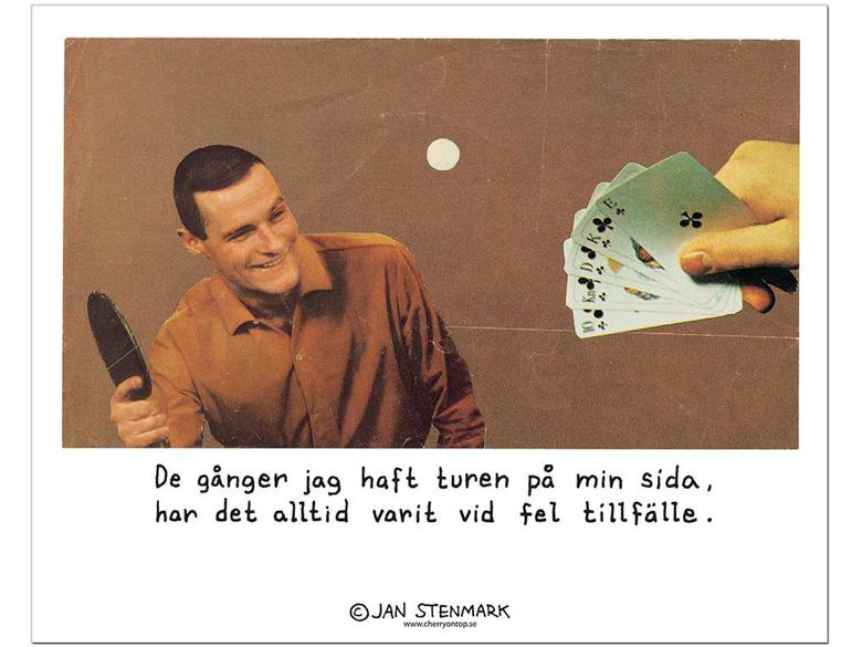 Affisch Jan Stenmark 'Turen'