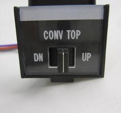 CAB KNAPP NER/UPP 1971-1973