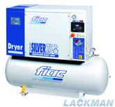 Fiac Skruvkompressor New Silver 7,5