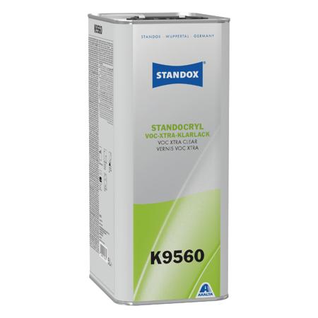 Standox VOC 2K Extra Clear K9560