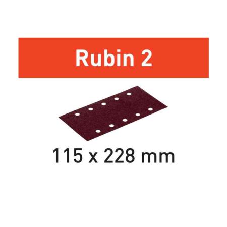 Festool Rubin 2 115x228mm P180
