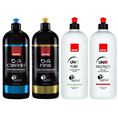 Rupes D-A & UNO Serie Komplett Kit