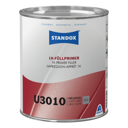 Standox 1K Primer Filler U3010 3,5L