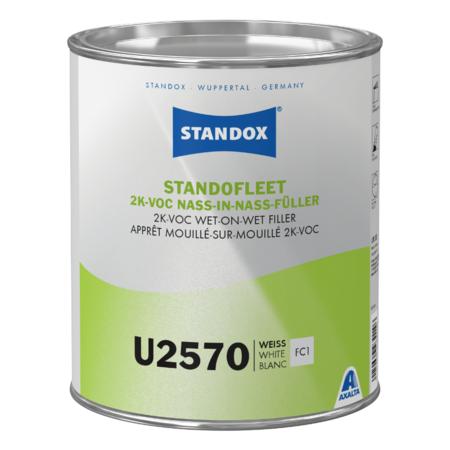 Standofleet 2K VOC Wet-on-Wet Filler U2570 White
