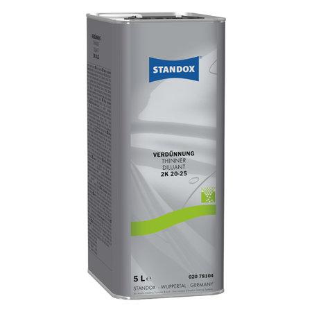 Standox 2K Thinner 20-25 5L