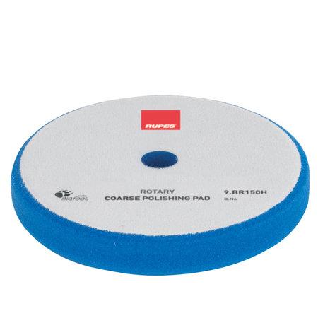 Rupes Polersvamp 135mm Blå Roterande