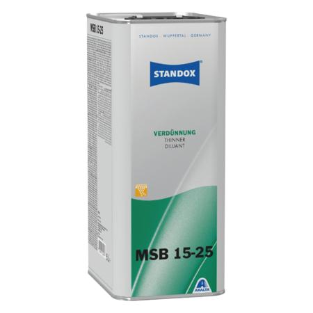 Standox MSB Thinner 15-25 5L